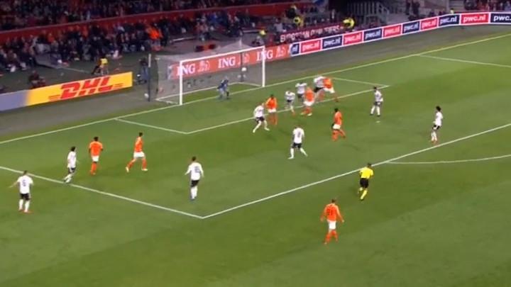 Holandija se vratila u meč protiv Njemačke