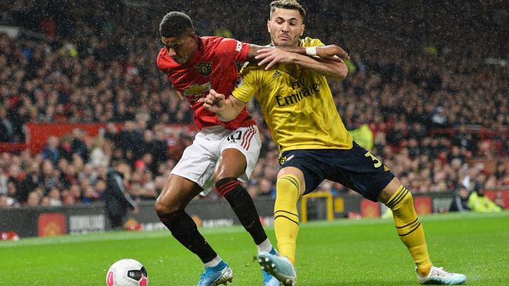 Tierney u prvoj postavi Arsenala, Kolašinac seli na klupu