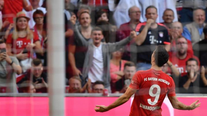 Bayern slavio protiv Union Berlina, Borussia osvojila samo bod, golijada Herthe i Hoffenheima