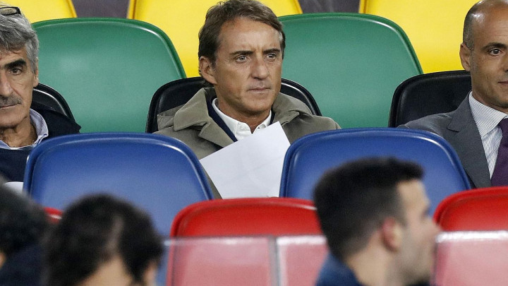 Mancini pred duel na Bilinom polju: Mali stadion, pune tribine...