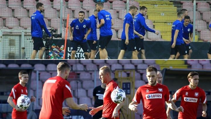 Nijemci su se nadali da BiH i Poljska neće igrati u Zenici!