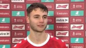 Teška nesreća, otkaz, a danas suze radosnice: Mladi fudbaler konačno dočekao sretne minute