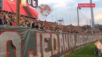 Više od 6000 gledatelja aplauzom ispratilo igrače s terena