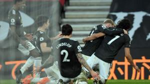 Današnji preokret Manchester Uniteda je bio historijski i to iz dva razloga
