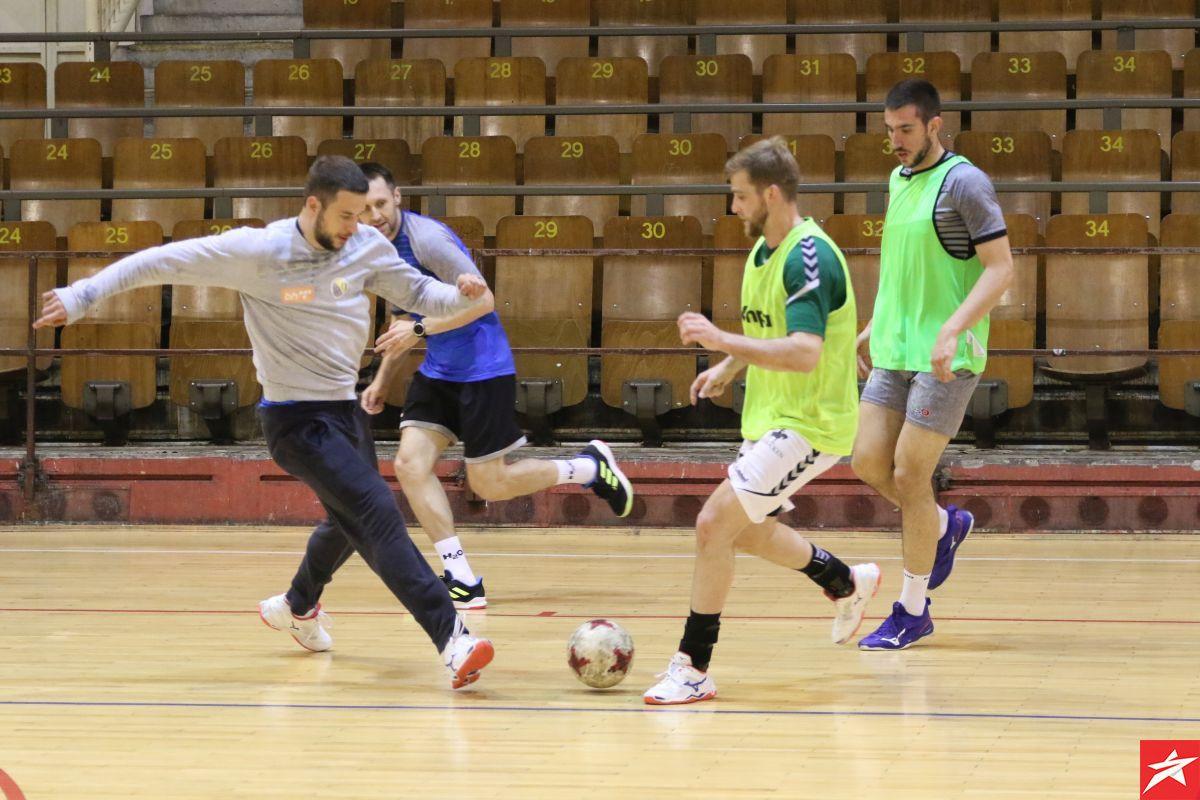 Rukometaši obavili prvi trening pred Bjelorusiju: Atmosfera sjajna, čeka se dolazak ostalih igrača
