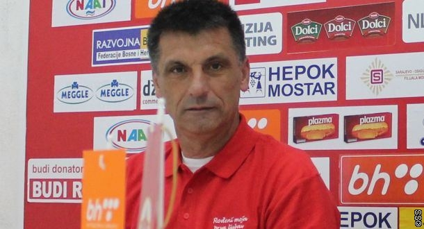 Čelnici Veleža nezadovoljni, Rahimić postaje bivši trener