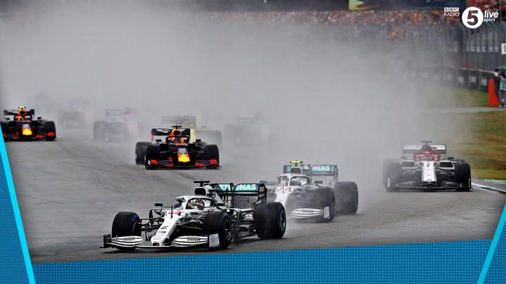 Ludnica na VN Njemačke: Verstappenu pobjeda, veliki podvig Vettela, Hamilton ostao bez bodova