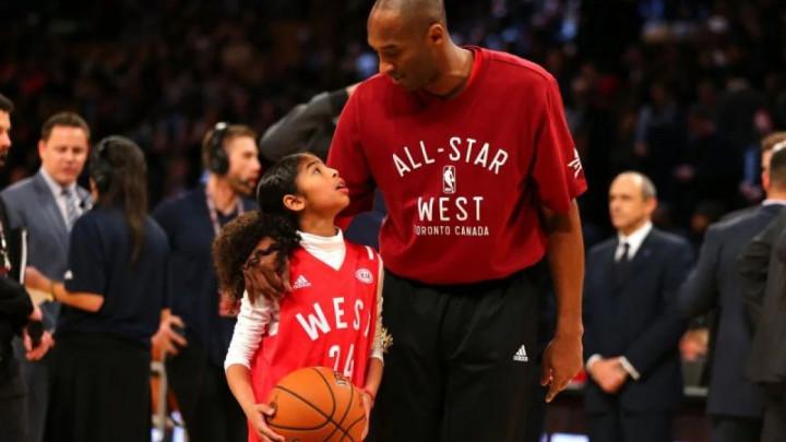 Posebni i u protestima: Još jednom se pokazalo koliko LA voli Kobea i Giannu Bryant
