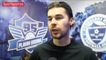 Zahirović: Naši uspjesi nisu slučajni, zaslužili smo pobjede