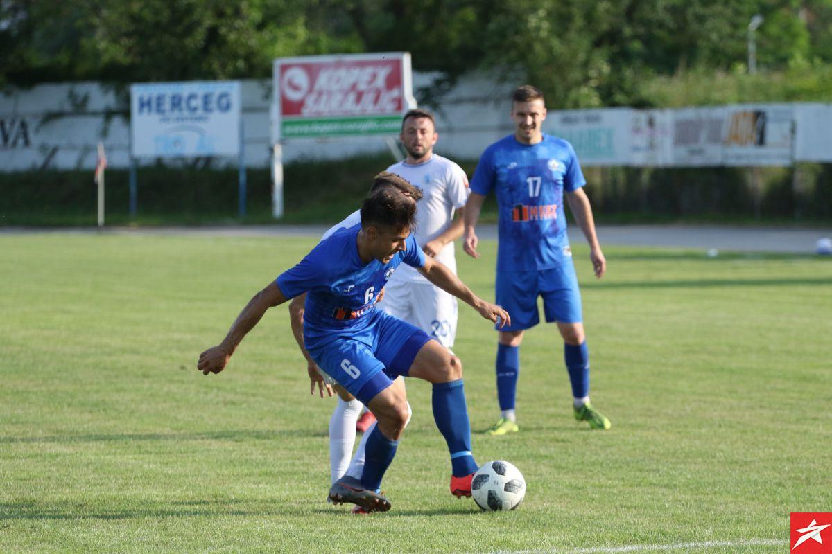 Vojo Ubiparip najavio sjajnu golgetersku sezonu: FK Tuzla City sigurno do pobjede u Srebreniku