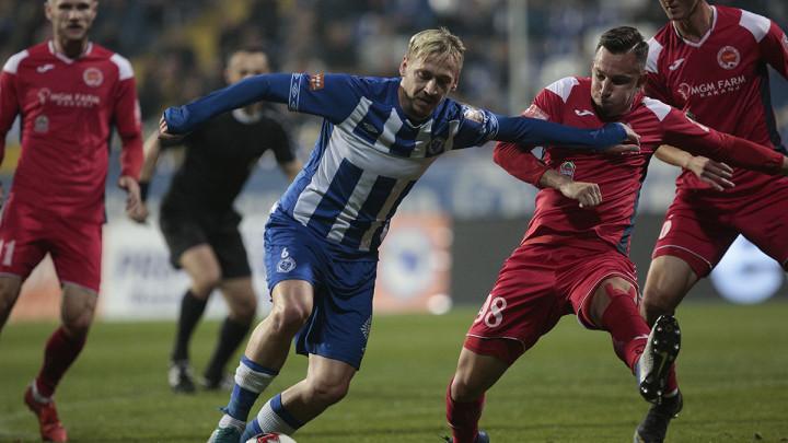 Bajić poželio sreću saigračima: Žao mi je što neću biti na terenu...