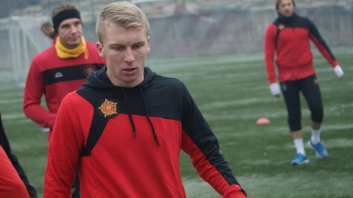 Hajdarević i Golubović se priključili pripremama FK Sloboda