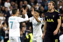 Realu i Tottenhamu po bod, Borussia na pragu eliminacije