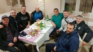 """U posjeti Zeki Turkoviću: Sarajevska raja """"okupirala"""" Makarsku"""