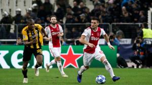 UEFA nije imala milosti: Velika kazna za AEK zbog incidenta na utakmici sa Ajaxom