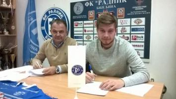 Zvanično: Radnik doveo pojačanje iz Hrvatske