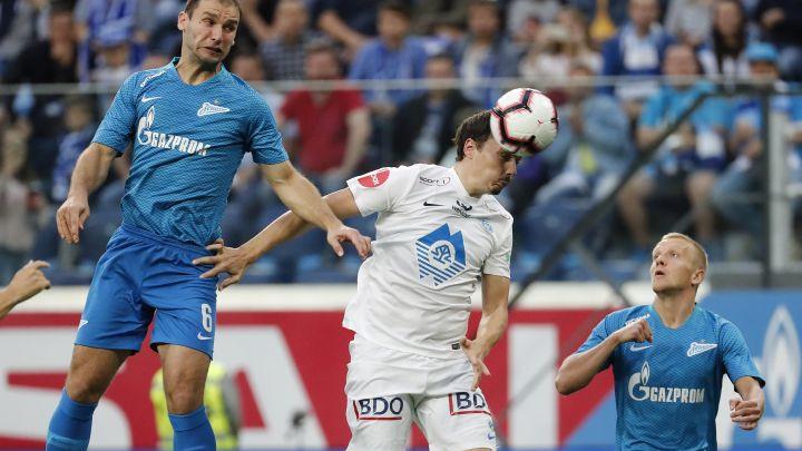 """Iz """"dvice"""" u """"keca"""" u St. Petersburgu, Ludogorets slavio u Gruziji"""