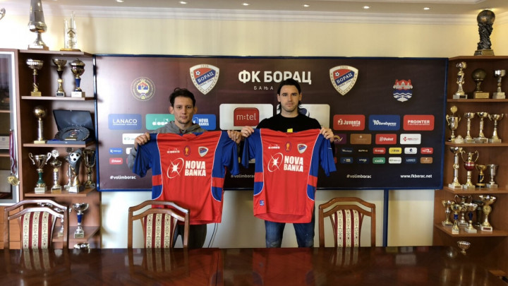 Runić i Zarić dogovorili saradnju sa FK Borac