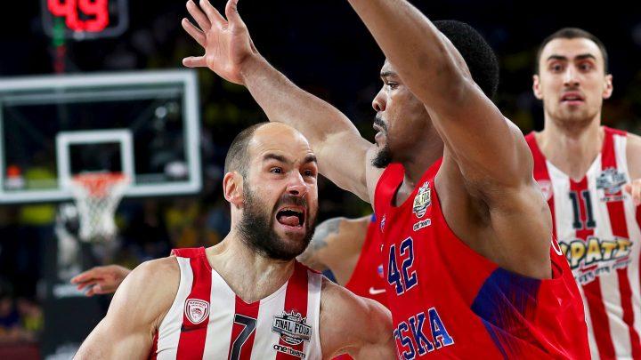 Teodosić promašio finale za CSKA, Olympiakos slavi!