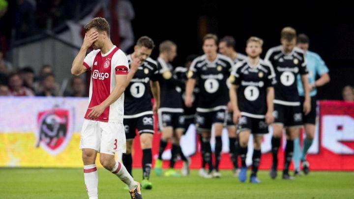 Ajax u šoku, razočarenje u Osijeku