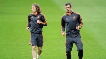 Bale: Zbog Modrića sam otišao iz Tottenhama