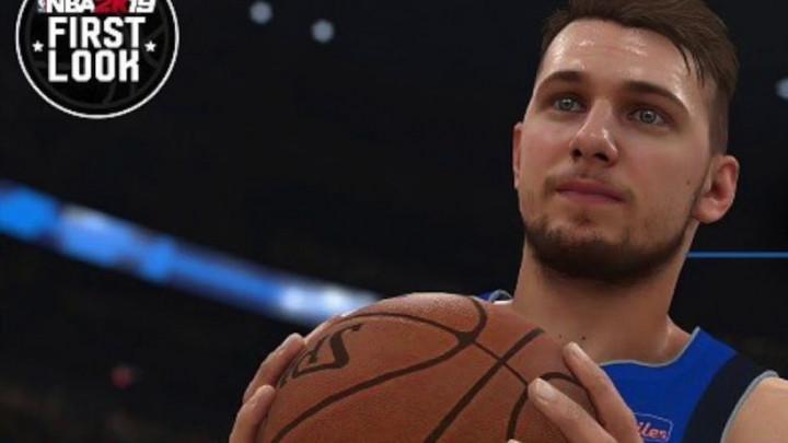 NBA 2K19: Poznata ocjena Luke Dončića
