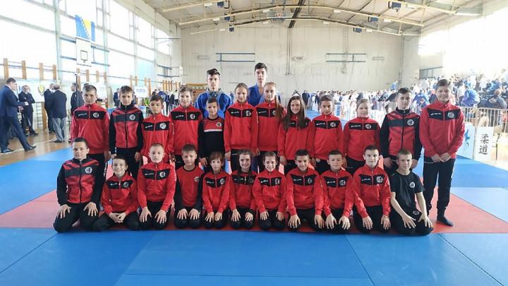 Hercegovac izdominirao na državnom prvenstvu u judou