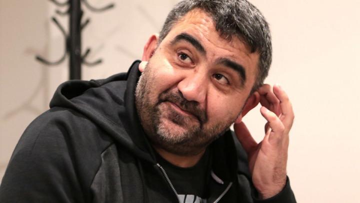 Hoće li Umit Ozat dočekati i preživjeti utakmicu na Grbavici?