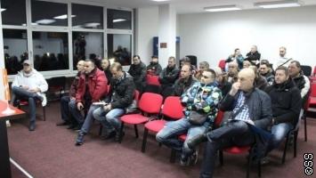 Odgađa se sutrašnja sjednica Skupštine NK Čelik