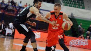 Dobri nastupi Muse i Stipanovića, Cedevita pobijedila Partizan