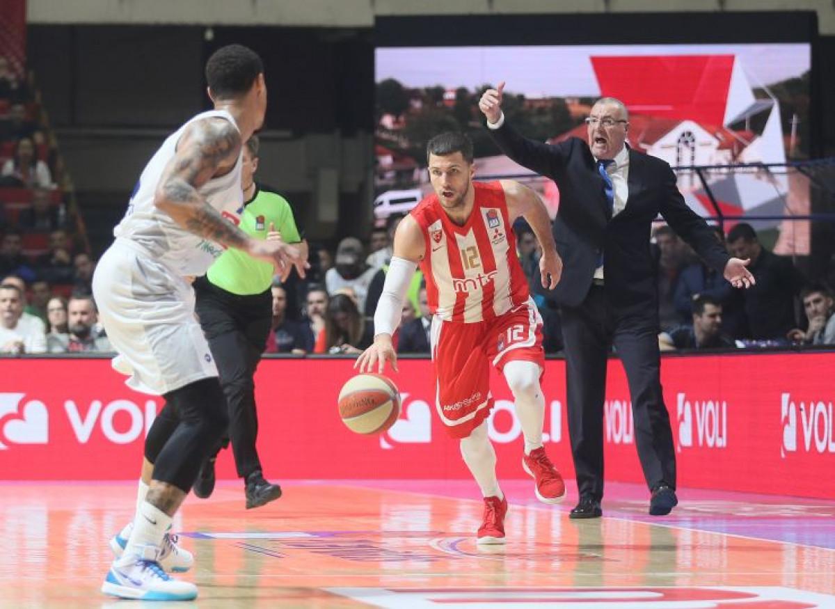 Crvena zvezda potpuno uništila Budućnost u drugoj utakmici finala