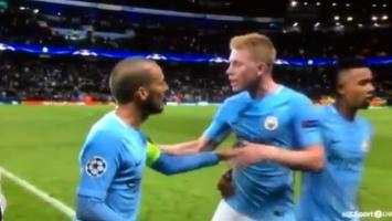 Kamere zabilježile incident među igračima Cityja