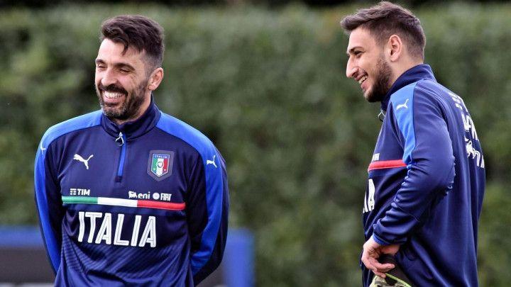 Buffon: Rekao sam Donnarummi u koji klub treba da ide