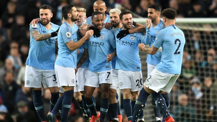 Raheem Sterling za samo 13 minuta stigao do hat-tricka i donio novu pobjedu Manchester Cityju