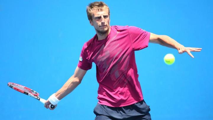 Mirza Bašić na korak od plasmana na US Open, bh. teniser prošao u 3. kolo kvalifikacija