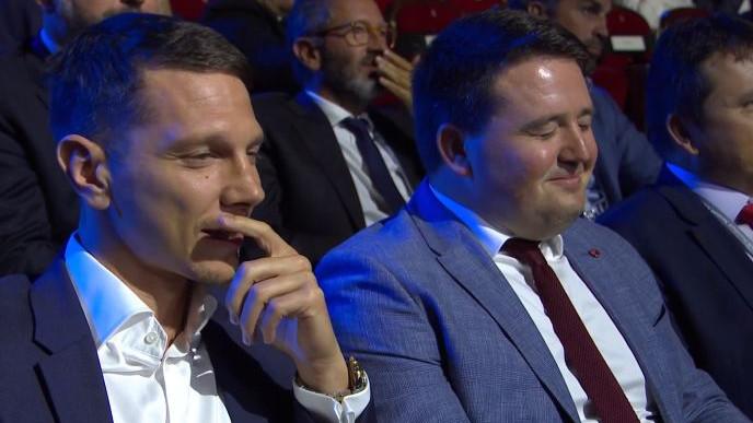 Urnebesna reakcija predstavnika Slavije iz Praga kada su vidjeli s kim su u grupi