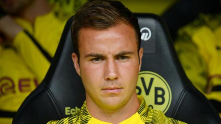 Mediji tvrde da je Goetze 'pobjegao' u privatnom vozilu, ali Borussia objasnila šta se desilo