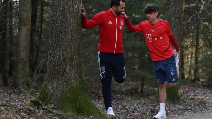 """Sin izdao oca: Salihamidžić junior """"predstavio"""" novo pojačanje Bayerna"""