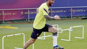 Messi potpuno spreman za okršaj s Bayernom