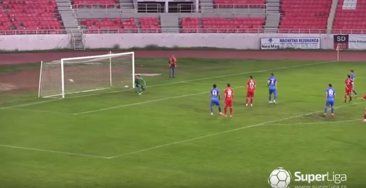 Saigrač Nermina Haskića postigao golčinu u posljednjem kolu Super lige