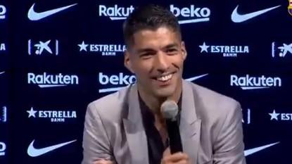 Kakav lisac je Suarez: Pogledajte kako je gotovo neprimjetno okrivio Bartomeua za odlazak iz kluba