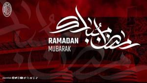 AC Milan na Instagramu čestitao početak Ramazana