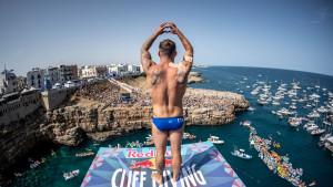 U Italiji završena Red Bull Cliff Diving sezona, Hunt i Iffland ponovo prvaci