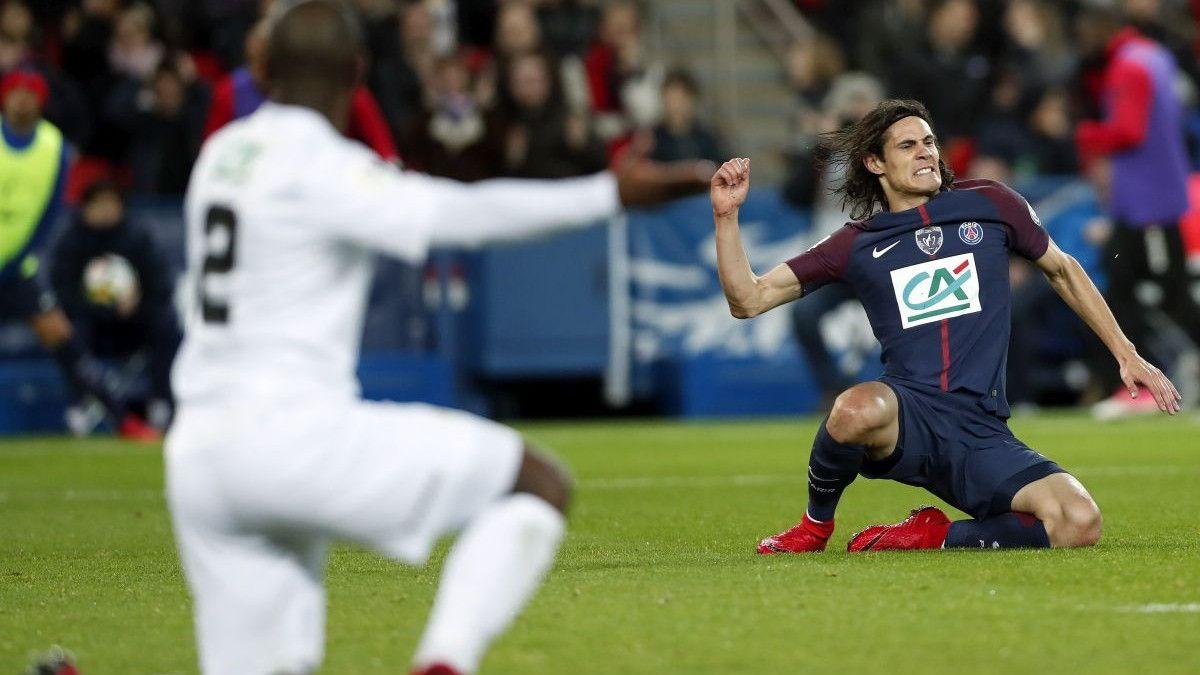 PSG preko Guingampa do osmine finala Kupa Francuske