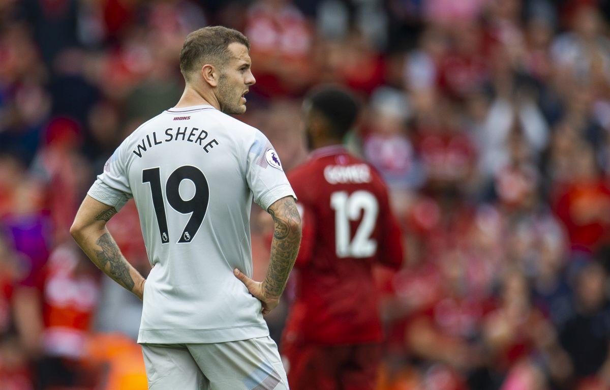 """Na pomolu iznenađujući transfer Wilsherea: """"Razgovarat ću s nekim iz klub..."""""""