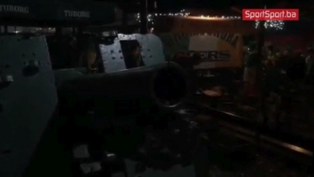 Raspoloženi Irci sa 'teškom artiljerijom' kreću prema Zenici