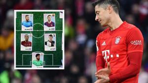 Od ovoga teško da može bolje: Odabran UEFA-in tim godine