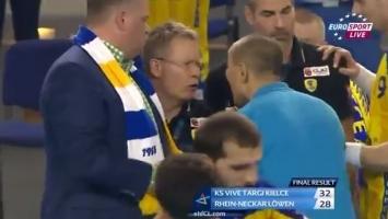EHF pokrenuo postupak protiv Dušebajeva i Kielcea