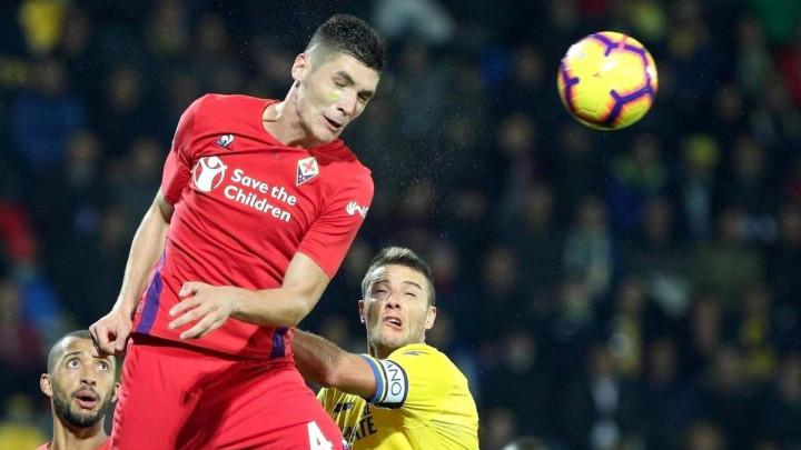 Fiorentina odbila ponudu Manchester Uniteda za Milenkovića