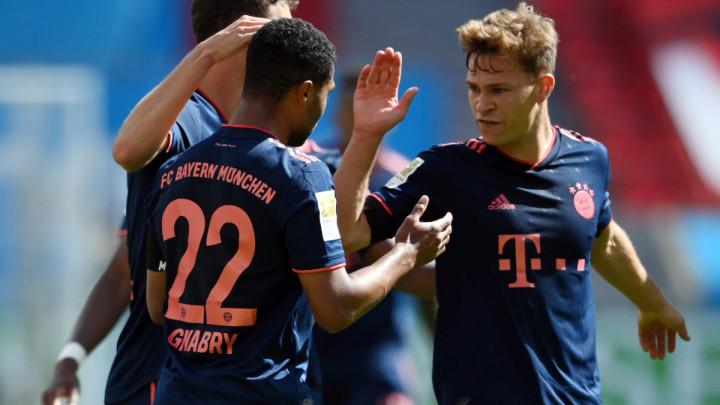 Bayern sutra premijerno igra u novim domaćim dresovima